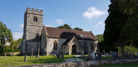 St Mary's church, Codford