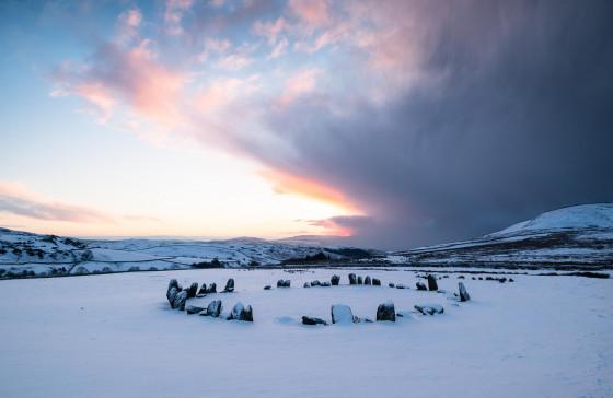 UK winter