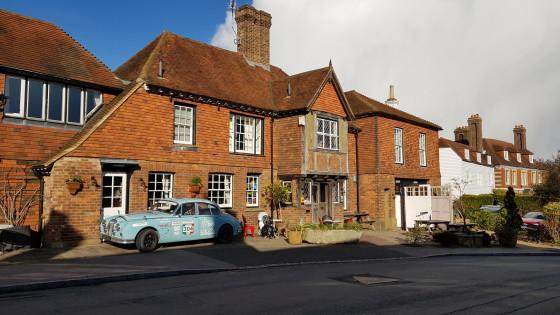 The Bell Inn, Ticehurst, Kent