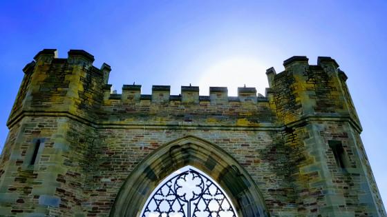 Hampton Court Castle, Leominster