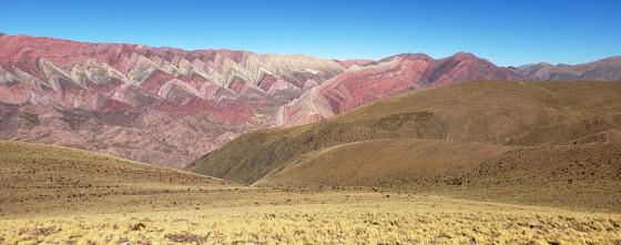 Hornocal: Cerro de 14 Colores