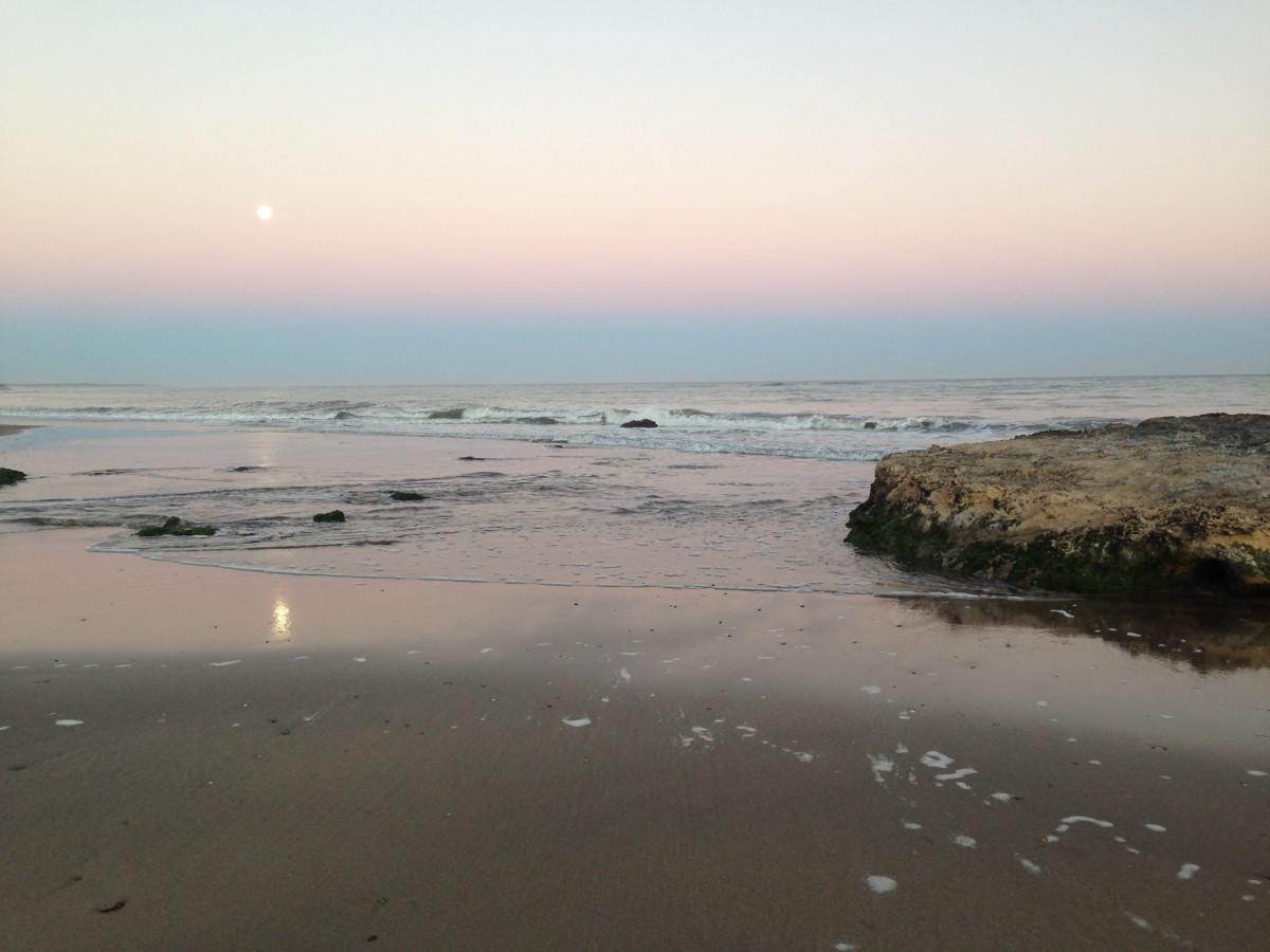 Mar del Sur, p.cia de Buenos Aires, verano 2017