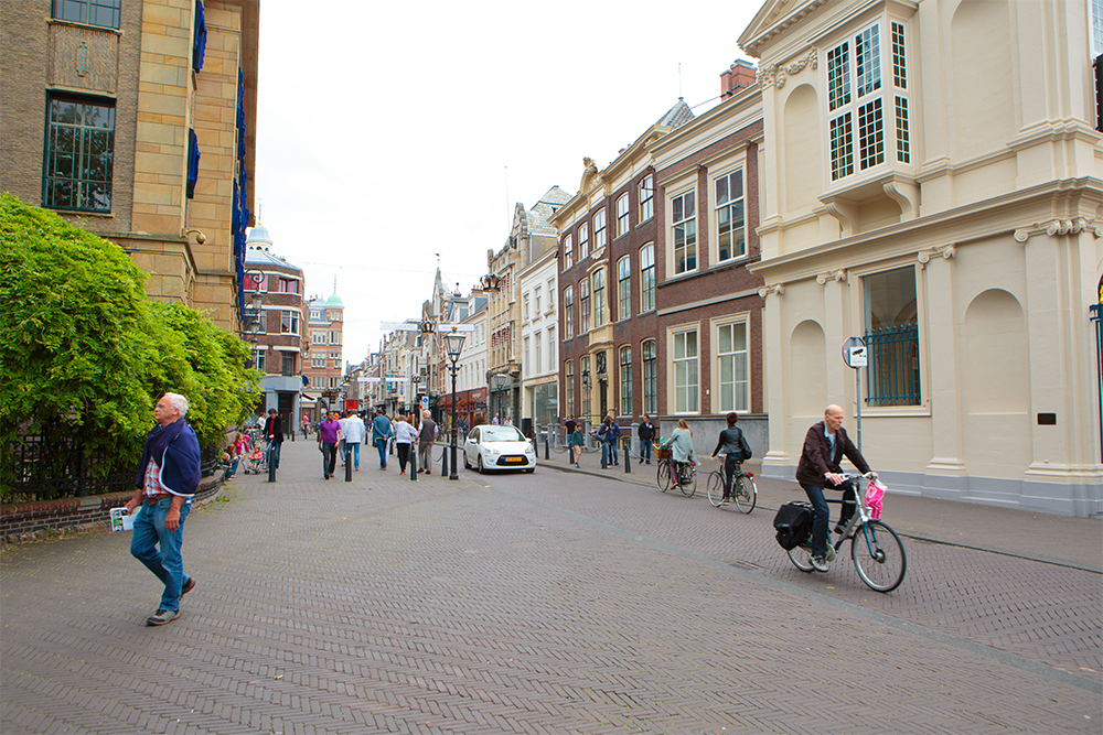 A day in the life of the Dutch political capital