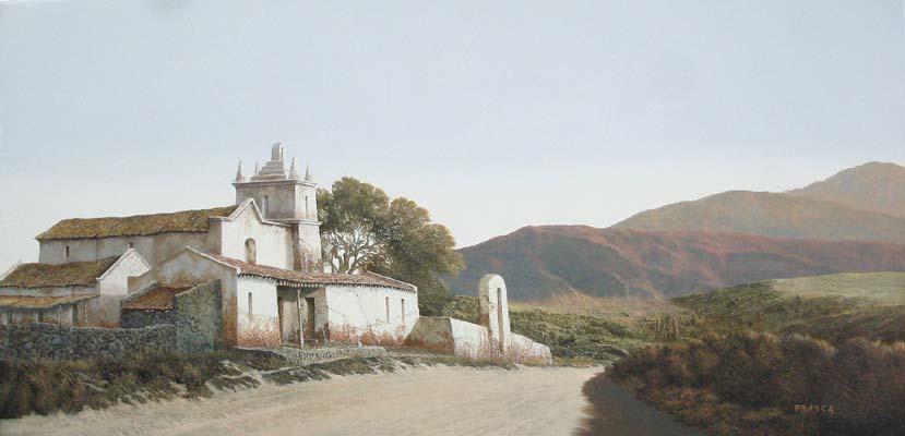 Chapel in Cordoba J Frasca