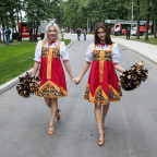 Russian ladies