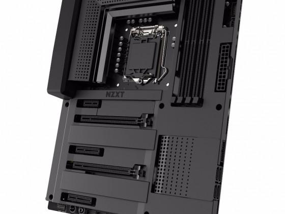 NZXT N7 Z370 motherboard