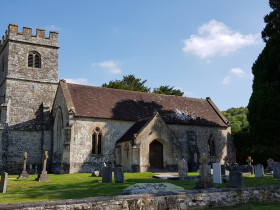 St Mary's church, Codford